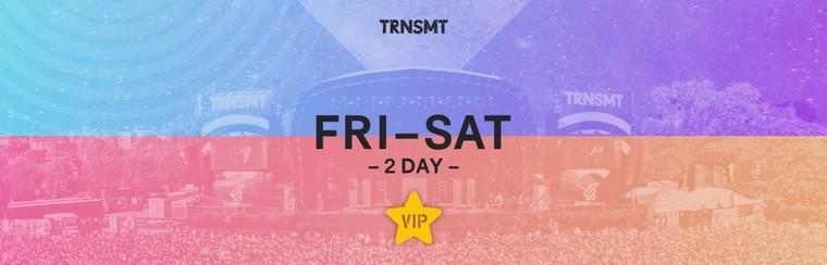 VIP 2 Day Pass | Friday + Saturday