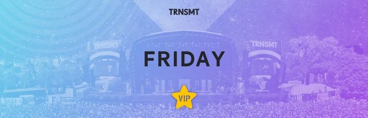 Billet Vendredi - VIP