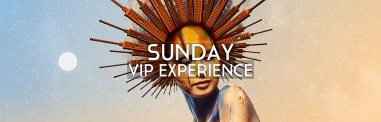 Sunday Ticket - VIP EXPERIENCE