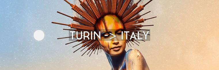 Pullman di sola andata | Torino -> Italia