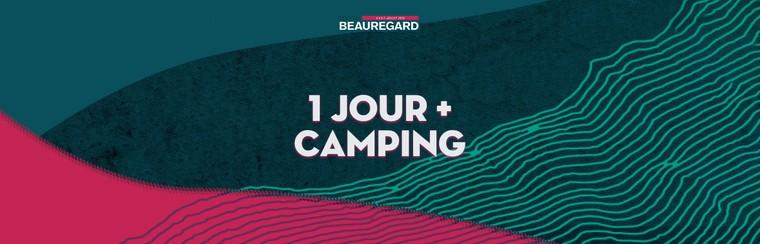 Billet Jour + Camping