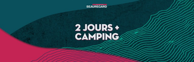 Pass 2 Jours + Camping