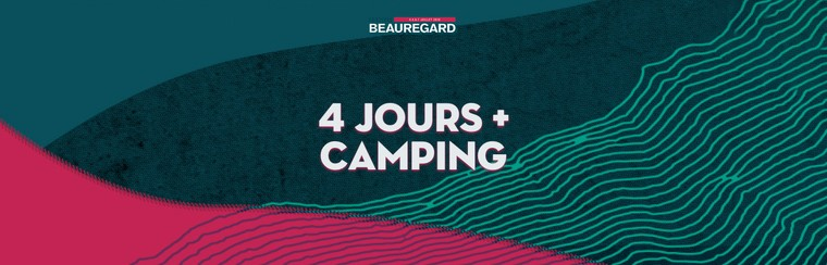 Pass 4 Jours + Camping