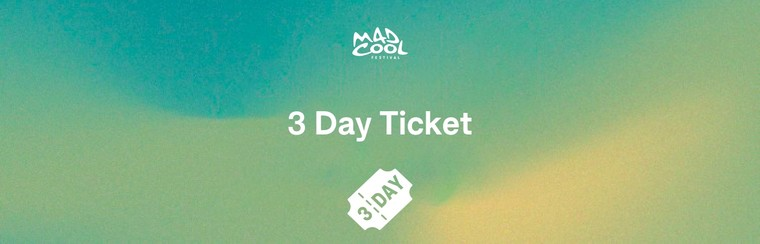 3 Day Ticket