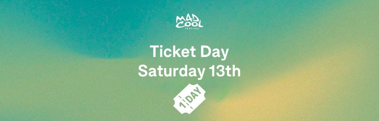 Ticket Day Saturday 13