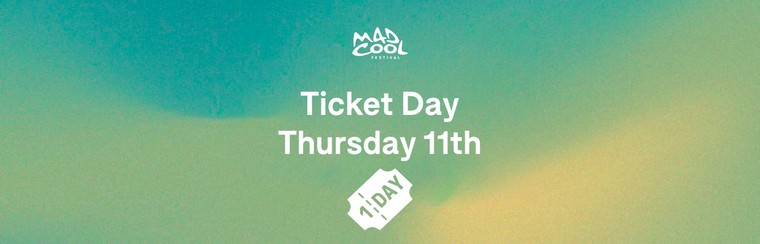 Ticket Day Thursday 11