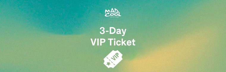 3-Tages-VIP-Ticket
