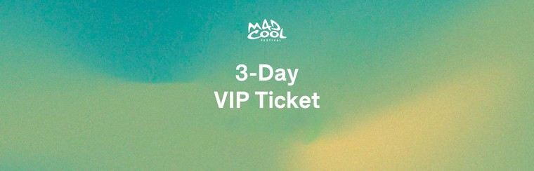3-Day VIP Ticket