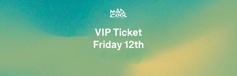 VIP Ticket Friday 12