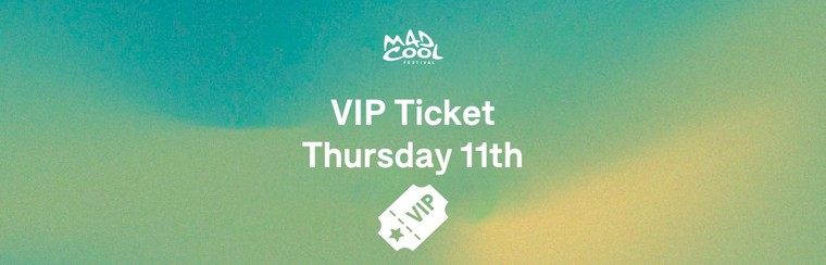 VIP Ticket Thursday 11