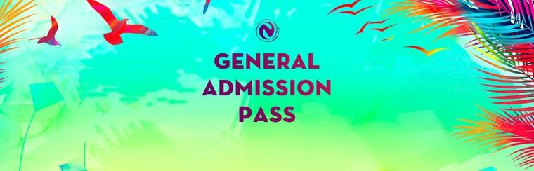 Passe de Admissão Geral