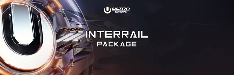 Pack ida y vuelta Interrail > Ultra Europe: 1-22 de julio