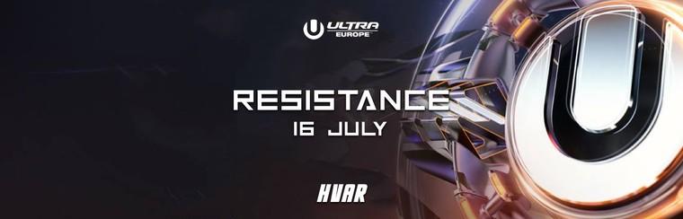 RESISTANCE Hvar - 16. Juli