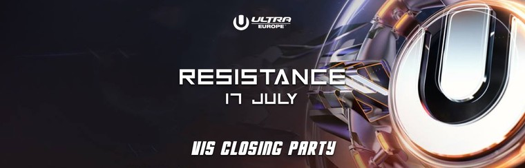 RESISTANCE Vis Closing Party - 17 juli