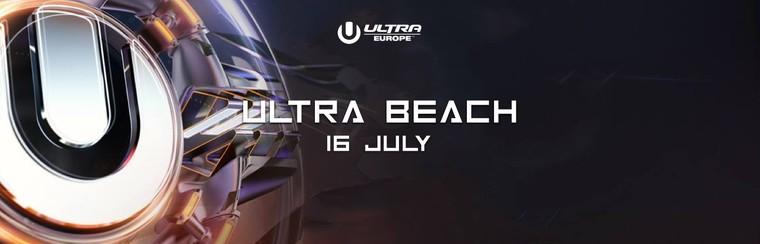 Ultra Beach-Ticket - 16. Juli