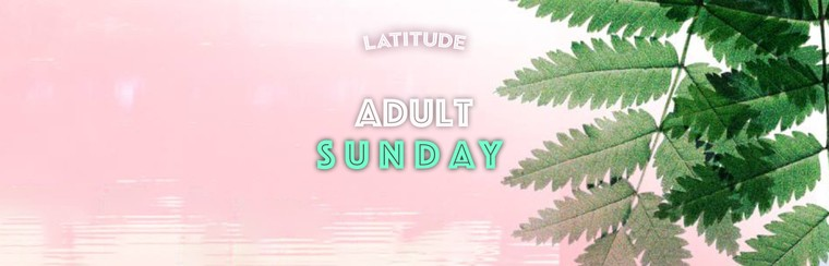 Adult Sunday Ticket