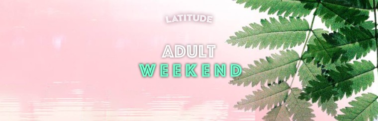 Adult Weekend Ticket in Standard Camping