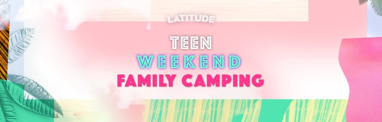 Teen Weekend Ticket in Family Camping