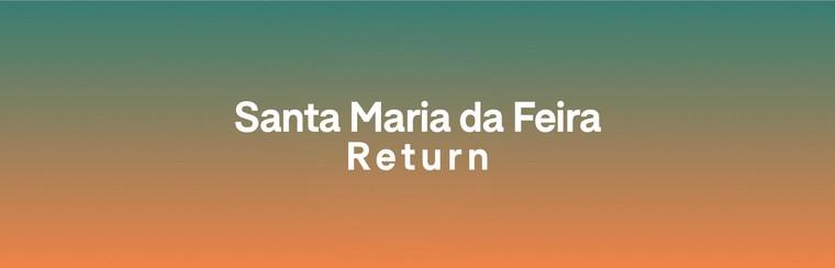 Autobús ida y vuelta Santa Maria da Feira