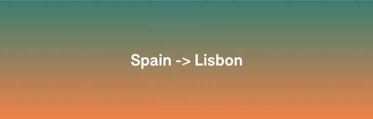 Aller simple en autocar | Espagne - Lisbonne