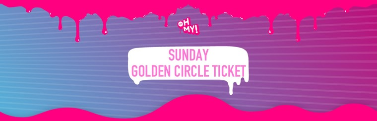 Golden Circle Ticket - Day 2