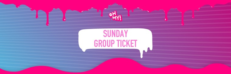 Group Ticket for 5 - Day 2