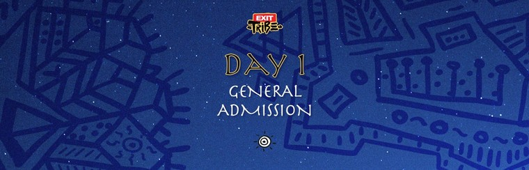 Dag 1 | General Admission Ticket