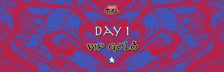 Dag 1 | VIP Gold Ticket
