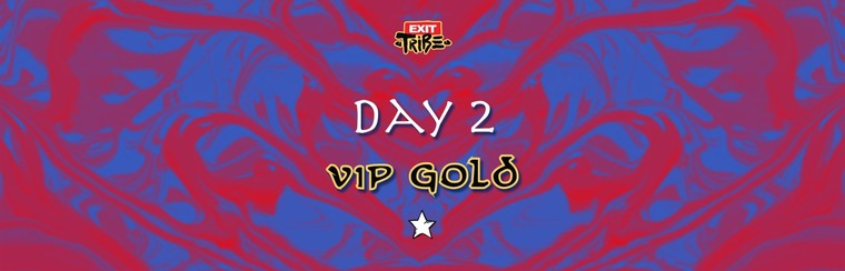 Dag 2 | VIP Gold Ticket