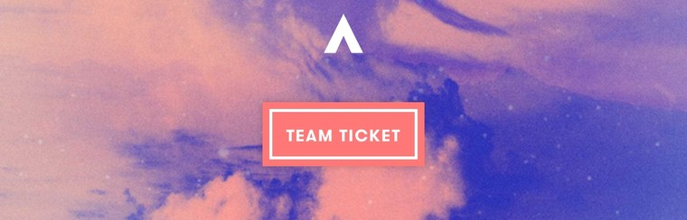 Team Ticket: Buy 6 tickets for 5