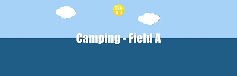 Camping Only - Field Camping A