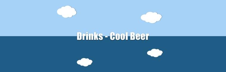 Drinks - Cool Beer