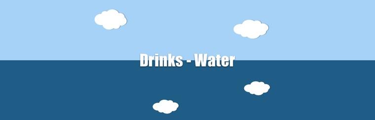 Drinks - Wasser
