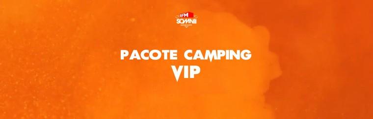 Pacchetto Camping VIP