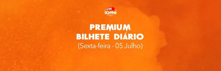 Biglietto Giornaliero Premium - 5 Luglio