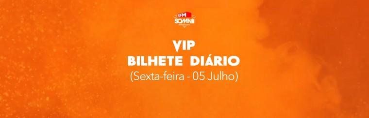 Biglietto Giornaliero VIP - 5 Luglio