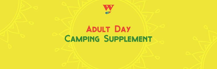 Adult Day Camping Supplement
