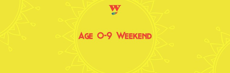 Age 0-9 Weekend Ticket