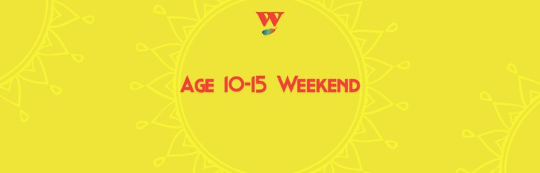 Age 10-15 Weekend Ticket