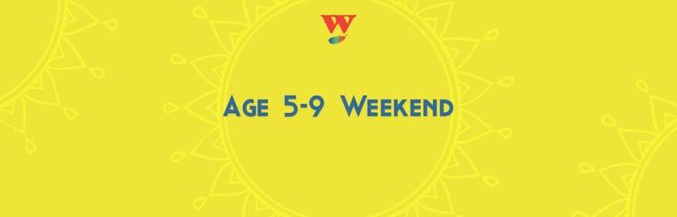 Age 5-9 Weekend Ticket