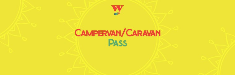 Campervan or Caravan Pass