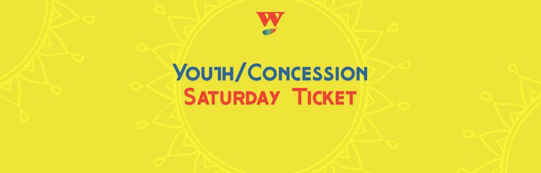 Youth/Concession Saturday Ticket