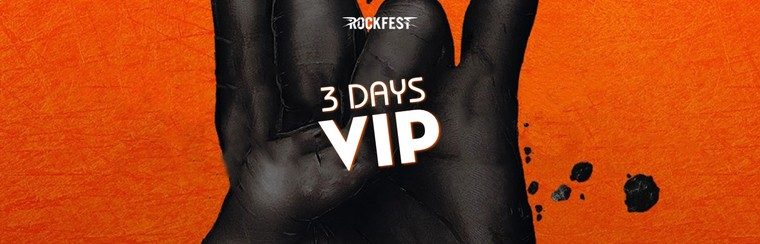 VIP 3 Day Ticket