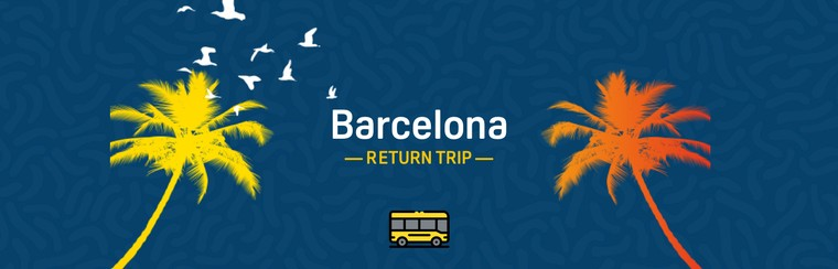 Official Buses - Barcelona Return Trip