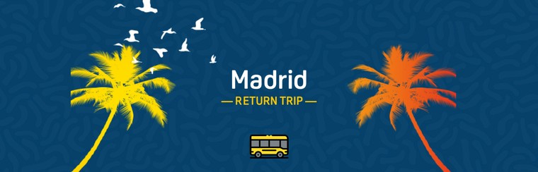 Official Buses - Madrid Return Trip
