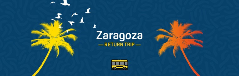 Official Buses - Zaragoza Return Trip