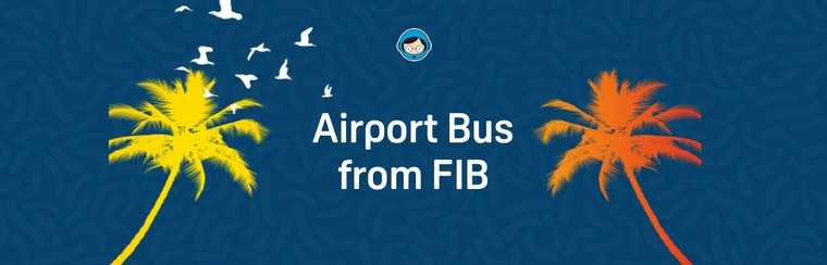 Official Airport Bus Transfers from FIB