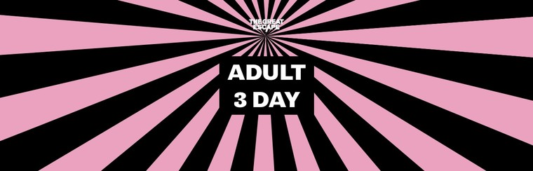 Adult 3 Day Festival Ticket