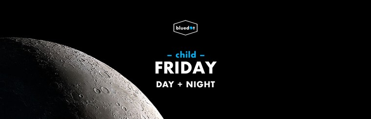 Child Friday Day + Night Ticket