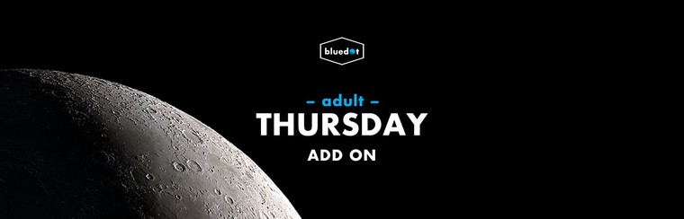 Adult Thursday Add-On Ticket